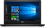Dell Inspiron 15-3567 15.6-inch (Core i5 7th Gen -7200U/4GB DDR4L/1TB HDD/WIN10/2GB Graphics) Black with Preloaded Office 2016