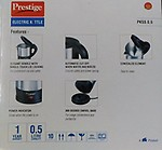 Prestige Electric Kettle PKSS 0.5