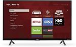 TCL 109.2cm (43 inch) Full HD LED Smart TV (43S4)