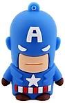 Quace Captain America 16 GB Pen Drive