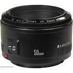 Canon EF50MM F/1.8 II