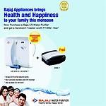 Bajaj WPX3 UV Water Purifier
