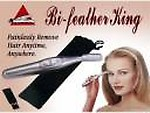 Maxed Bi-Feather King Eye Brow Trimmer And Maxed Facial Hair Remover Shaver For Women