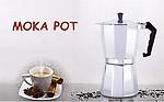 THW Aluminium Italian Espresso Coffee Maker/Filter Coffee Maker Percolator for 3 Cups of Moka Pot, 150 ML