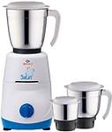 Bajaj Satin 500-Watt Mixer Grinder with 3 Jars