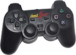 Red Gear 3 in1 Wired Controller Gamepad (For PC, PS2, PS3)