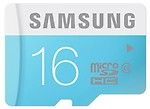 SAMSUNG MB-MS16D FLASH STORAGE 16GB class 6 Memory card