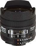 Nikon AF Fisheye 16mm Lens F2.8d