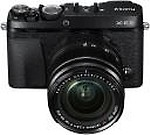Fujifilm X-E3 Mirrorless DSLR Camera with 18-55mm Lens