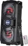 Zoook Rocker Thunder Plus 40 W Bluetooth Party Speaker( Stereo Channel)