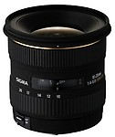 Sigma 10-20mm F 4-5.6 DC Lens  For Canon DSLR