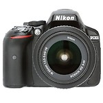 Nikon D5300 (With AF-S 18-55 mm VR Lens) DSLR Camera