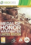 Medal of Honor Warfighter Xbox 360 (Limited Edition)