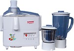Electromax Mark-1 400 Juicer Mixer Grinder(2 Jars)