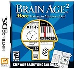 Brain Age 2 : More Training In Minutes A Day - DS