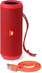 JBL FLIP 3 RED Portable Bluetooth /Desktop Speaker