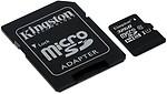 KingSton MicroSDHC 32 GB Ultra SDHC Class 10 48 MB/s Memory Card