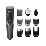 Philips Series 3000 9-in-1 Multi Grooming Kit for Beard, Hair & Body