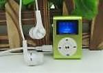TOHUBOHU Digital MP3 Player Music Audio Player LED Screen and Stereo Sound MP3 Player( 1 Display)
