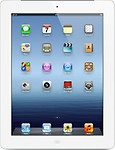 Apple new iPad  Wi-Fi + Cellular 16 GB Tablet White