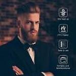 MDV Electric Straightener Beard and Hair Style Short Hair Styler