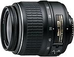 Nikon AF-S DX Zoom-NIKKOR 18-55mm f/3.5-5.6G ED II Lens - Black