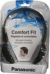 Panasonic Earphone Headphone w/Deep Bass for iPods, MP3 RP-HT010GU-A