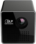 Microware DLP Mimi Portable Projector 800 lm DLP Cordless Mobiles Portable Projector