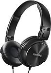 Philips Shl3060bk/00 Streo Dynamic Headphone Wired Headphones