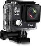 GEMINOLOGY 1080P Camera - 4K Ultra HD, 16MP,2 Inch LCD Display Sports and Action Camera ( Sports and Action Camera( 12 MP)