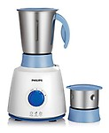 Philips Daily Collection HL7600 500-Watt Mixer Grinder with 2 Jar