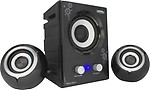 Zebronics Micro Drum 2.1 Multimedia Speaker (2.1 Channel)