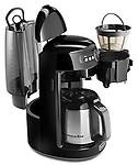 KitchenAid KCM1203OB 12-Cup Thermal Carafe Coffee Maker