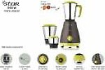 McCoy Aspire 500-Watt Mixer Grinder with 3 Stainless Steel Jars