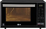 LG MJ3294BG 32 L Convection Microwave Oven
