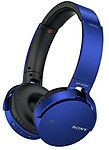Sony MDR-XB650BT On-Ear Extra Bass (XB) Headphones