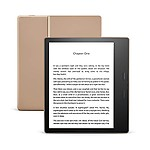 "All-New Kindle Oasis (10th Gen) - Now with adjustable warm light, 7"" Display, Waterproof, 32 GB, WiFi"