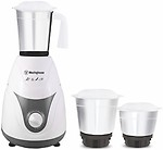 Westinghouse MP60W3A-DS 600-Watt Mixer Grinder with 3 Jars