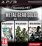 Metal Gear Solid HD Collection PS3 Game