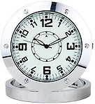 Autosity Detective Survilliance Round-Table-Clock Spy Camera Product Camcorder