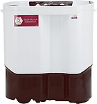 Godrej 8 kg Semi Automatic Top Load Washing Machine  (WS Edge Pro 800 ES SW)