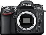 Nikon D7100 SLR (With AF-S 16-85mm VR Kit Lens) (Black)