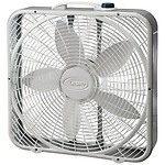 Lasko #3723 20-Inch Premium Box Fan 3-SPEED by Lasko