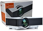 VibeX Mini LCD Home Theater Projecting Camera Video UNIC UC-40 800 lm LED Corded Portable Projector