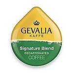 Gevalia Signature Blend Decaffeinated 16-Count T-Discs for Tassimo Coffeemakers