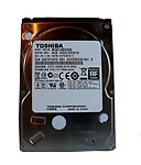 Toshiba MQ01ABD050 Internal 2.5 Inch Mobile 500GB SATA Hard Disk Drive