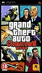 Grand Theft Auto: China Town Wars (for PSP)