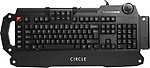 Circle Ballistic Professional Gaming Keyboard