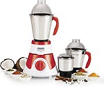 Usha Mixer Grinder MG 3576 3 Jar 750W