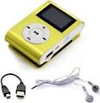 APITREE Digital Mp3 Player with LED Screen Great Sound 32 GB MP3 Player  (Yellow, 1 Display)